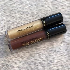 Revlon Super Lustrous The Gloss - Gold & Brown